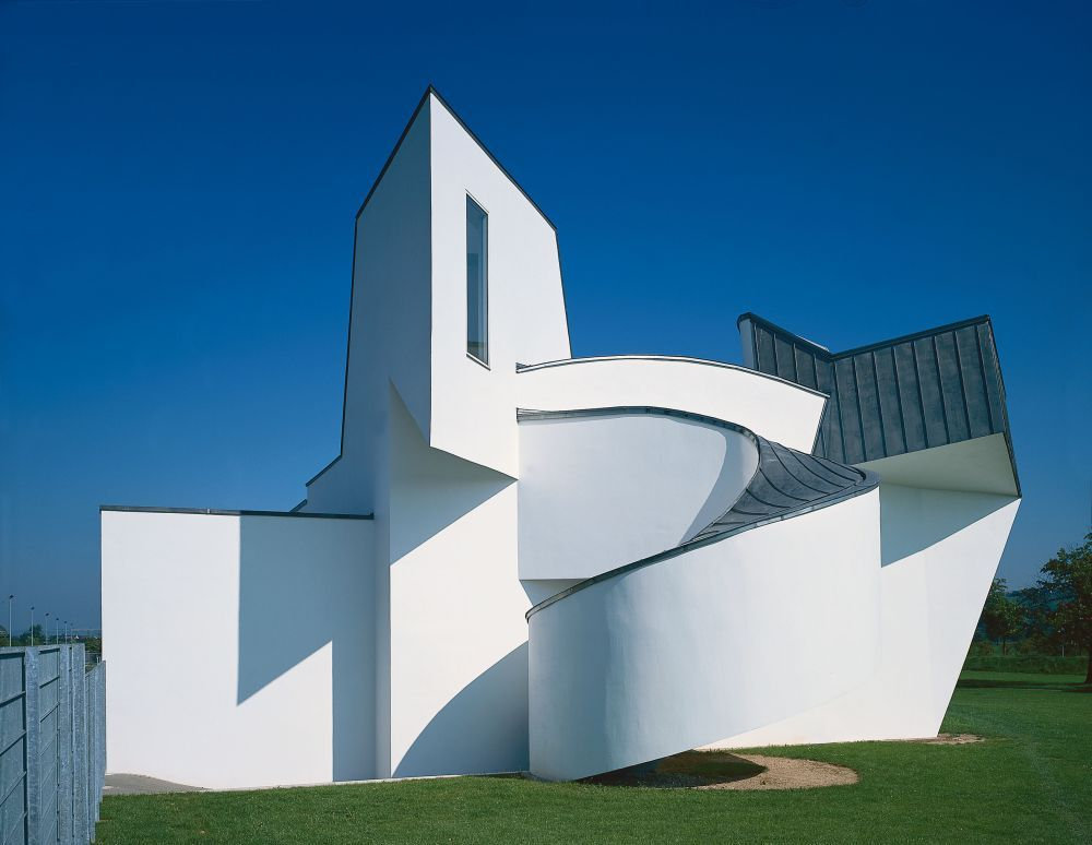 Vitra Design Museum wird 25, Frank Gehry, 1989 © Vitra Design Museum, Foto: Thomas Dix