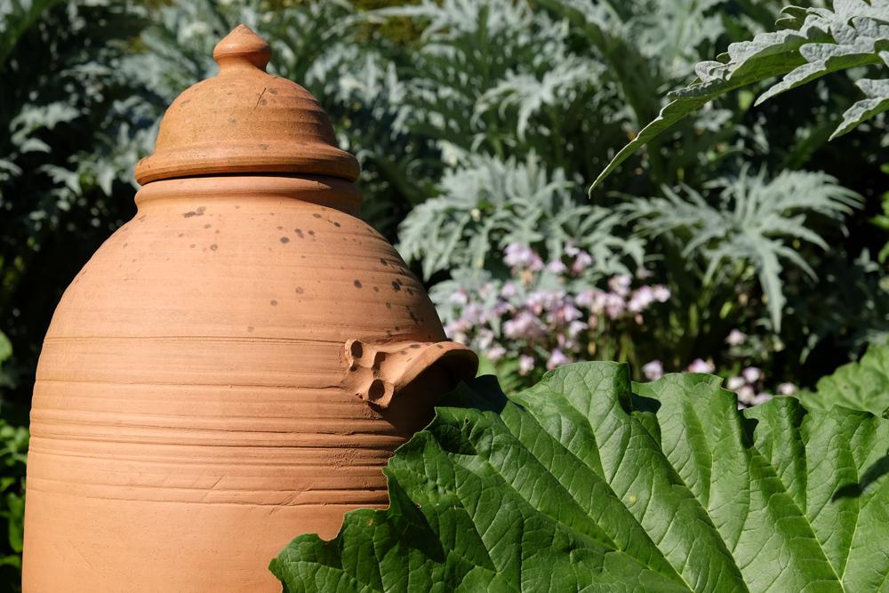 Gartenreise durch Südengland - Alfriston Clergy House