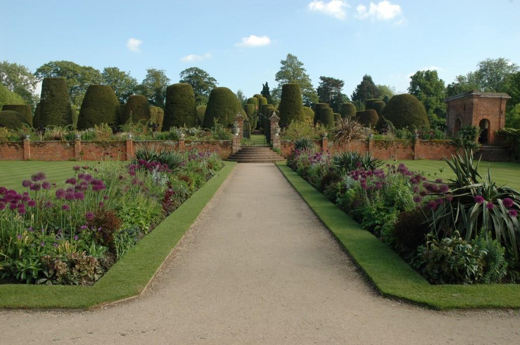 Die schönsten Gärten Englands - Packwood House