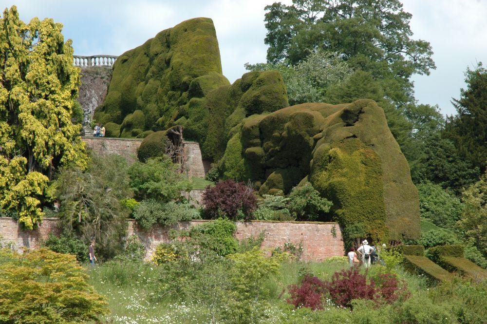 Die schönsten Gärten Englands - Powis Castle