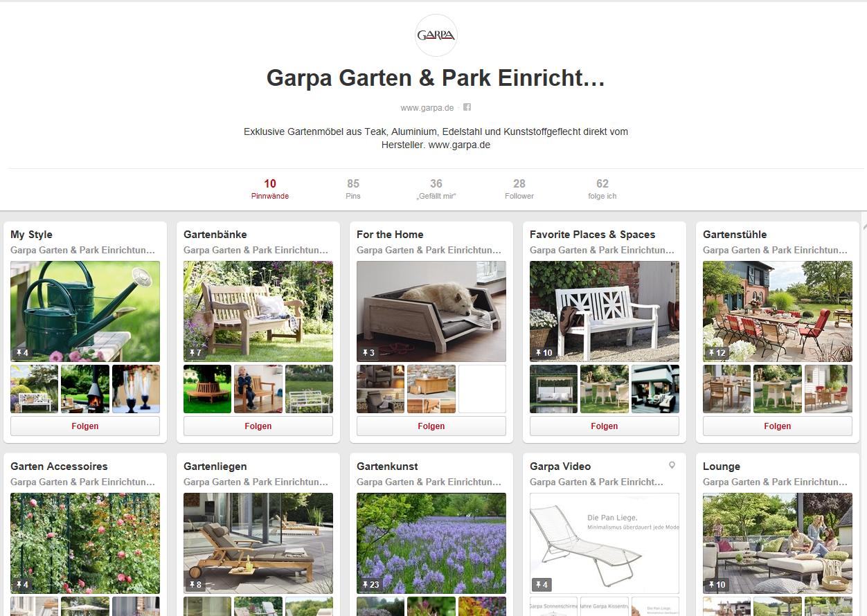 Garpa auf Pinterest Frühlingsgefühle 2.0