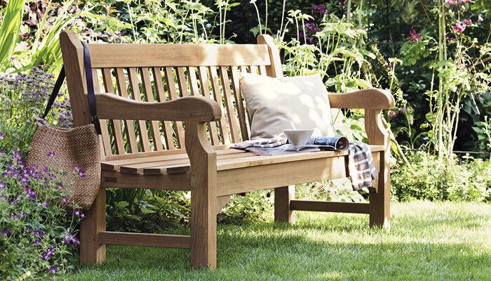 Gartenmobel Aluminum Holz : Gartenbänke aus Teak, Edelstahl, Aluminium oder Geflecht  Garpa