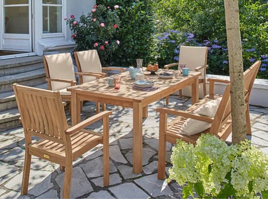 Exklusive Gartenmöbel Online Kaufen Garpa