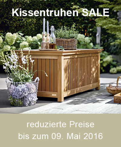 Kissentruhen SALE