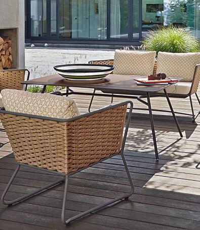 exklusive gartenm bel online kaufen garpa. Black Bedroom Furniture Sets. Home Design Ideas
