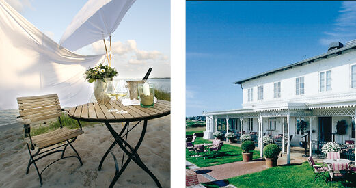Polyrattan Gartenmobel Poco :  sylt fontenay armlehnstühle tische hotel fährhaus sylt munkmarsch