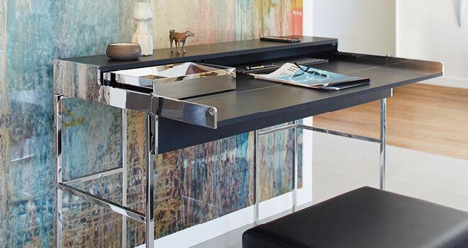 hochwertige loom chairs ledersessel und leuchten garpa. Black Bedroom Furniture Sets. Home Design Ideas