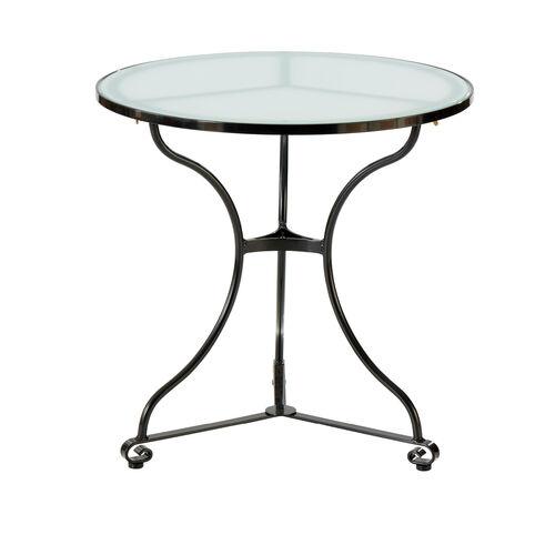 Glasplatte tisch rund best large size of couchtisch holz for Tisch rund danish design