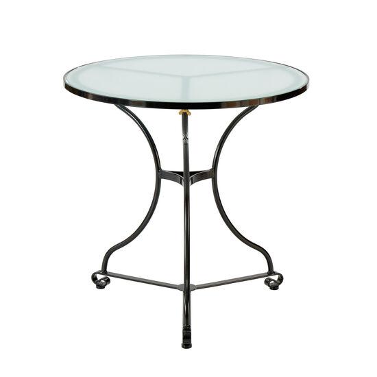 Fontenay Tisch Rund 75 Glasplatte Garpa