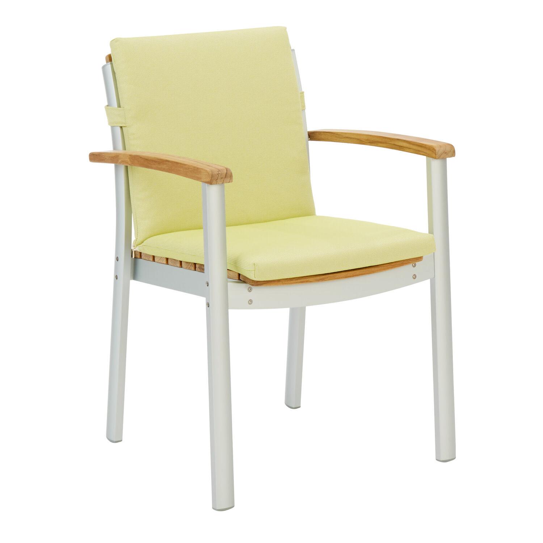 auflage monterey armlehnstuhl dessin limette garpa. Black Bedroom Furniture Sets. Home Design Ideas
