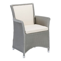 Loom Grace Armchair Pebble Grey