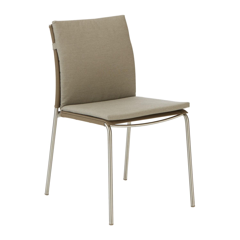 auflage porto armlehnstuhl stuhl dessin stone garpa. Black Bedroom Furniture Sets. Home Design Ideas