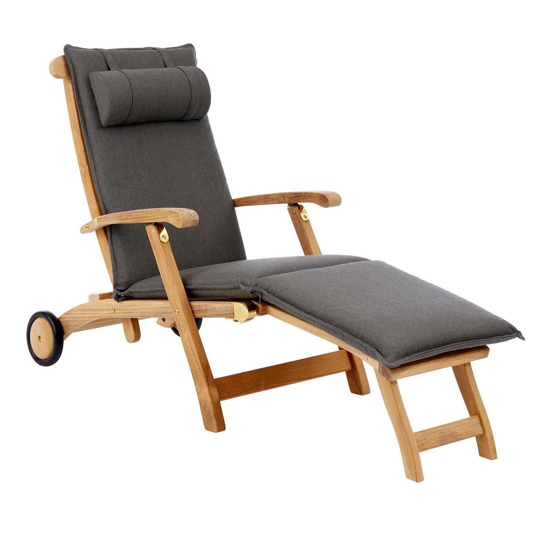 auflage royal princess deck chair dessin chestnut garpa. Black Bedroom Furniture Sets. Home Design Ideas