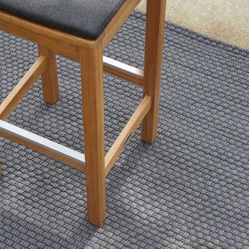 teppich grau 200x300 great teppich grau x beste von teppich grau meliert x cm shaggy dustin. Black Bedroom Furniture Sets. Home Design Ideas