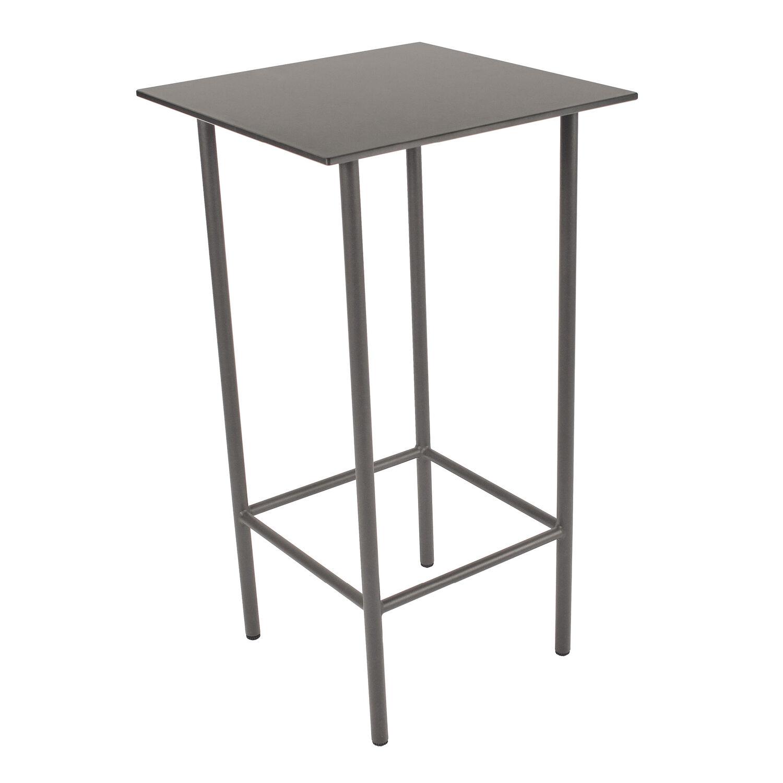 mino barset anthrazit bestehend aus einem bartisch und zwei barst hlen garpa. Black Bedroom Furniture Sets. Home Design Ideas