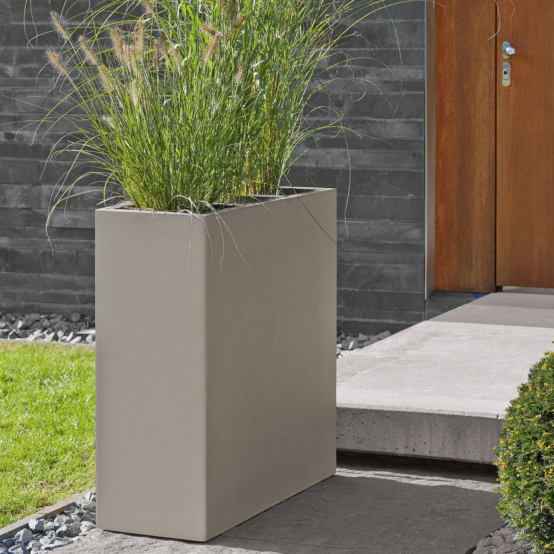 Franklin sichtschutz 95 5 x 34 5 x 90 garpa for Pflanzen terrasse